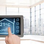 Hausklimatisierung per Tablet